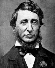 <b>TAX TIME:</b>  But not for all … Henry David Thoreau is among the few who found good cause not to pay taxes.