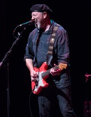 Richard Thompson at the Lobero Theatre