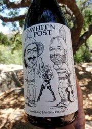 1994 Whit'N Post Pinot Noir