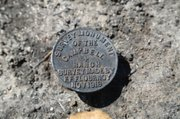A piece of Coal Oil Point history revealed post-fire.