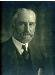 As head of the Carnegie Foundation, Henry Smith Pritchett used his influence to benefit Santa Barbara in many ways.