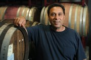 General Manager & Director of Winemaking John Falcone.