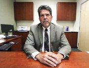 Darrel Parker, Santa Barbara Superior Court Executive Officer