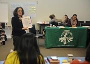 Virginia Ruiz, director of occupational and environmental health at Farmworker Justice