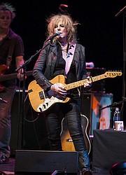 Lucinda Williams at the Lobero Theatre