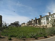 The Hideaway project on west Hollister Avenue builds market-rate housing.