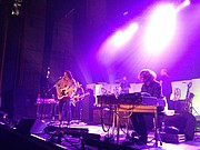 War on Drugs at the Ventura Theater