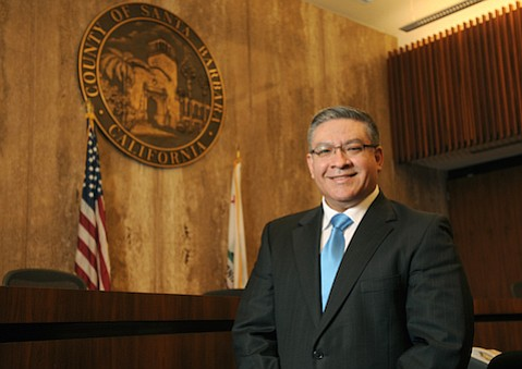 Supervisor Salud Carbajal