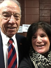 with Chuck Grassley