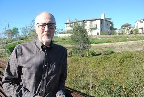 Robert K. Miller led the effort to persuade the CHP to put its new facility somewhere other than by The Hideaway and Ellwood School.