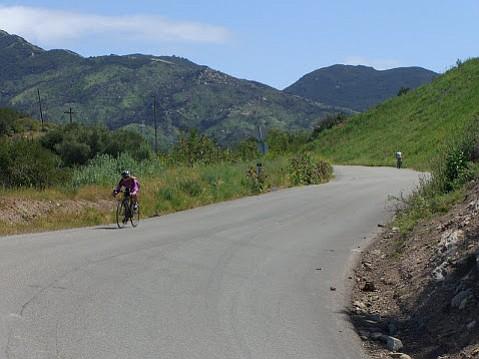 Weekend biking in Santa Barbara can be as hard or easy as you like.