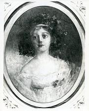 Concha Argüello, as imagined by Lillie V. O'Ryan