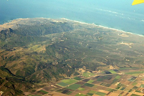 Point Arguello, now lying off Vandenberg Air Force Base, was named after Concha Argüello's father, who commanded Santa Barbara's Presidio from 1807-1815.