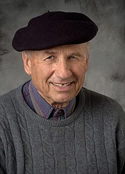 <strong>BEYOND SCIENCE: </strong>Though physics was his life, Walter Kohn was a humanist, artist, and philosopher, and worked to promote global issues such as peace and climate change.