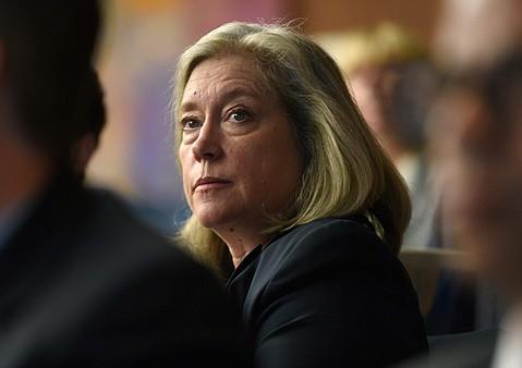 Alice Gleghorn, director of the Department of Behavioral Wellness