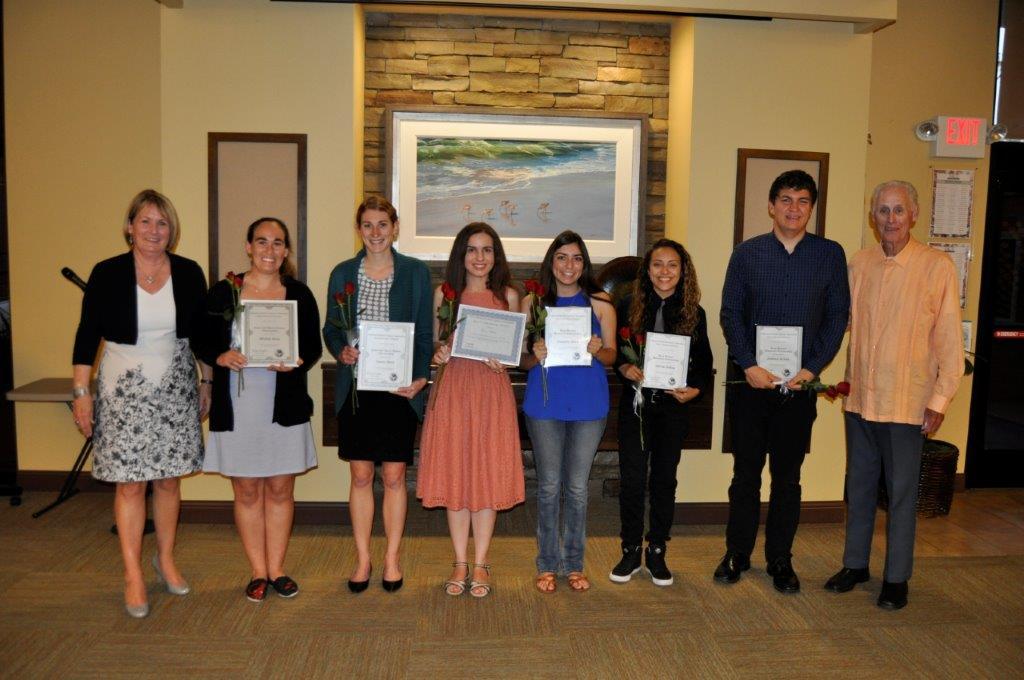 The Santa Barbara Retired Teachers Association held their annual ...