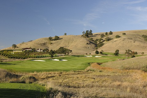 CordeValle Golf Club and its nearby winery host the U.S. Women's Open July 4-10.
