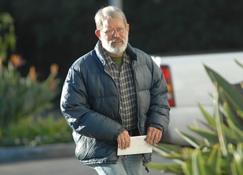 Dennis Apel continues his prison diary while incarcerated for actions during a peace protest at Vandenberg Air Force Base.