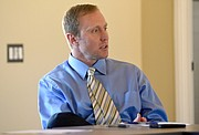 Joshua Haggmark, City of Santa Barbara water resources manager