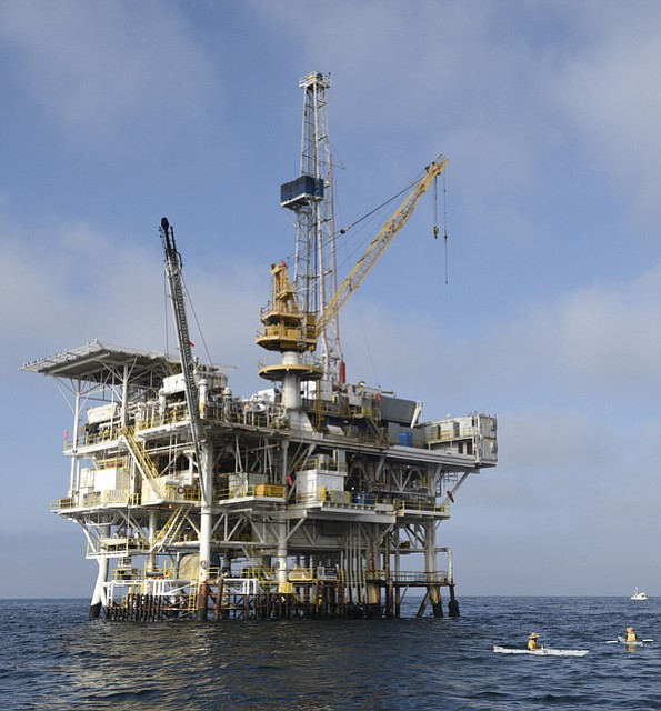 """The EIR for Venoco's """"grand compromise"""" to close Platform Holly in exchange for plugging other wells and drilling outside its lease was just released."""