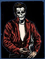 """""""James Dean""""  by Danny Gonzalez"""