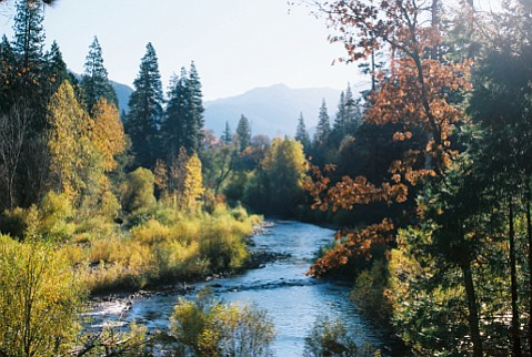 Paradise Valley in Kings Canyon National Park
