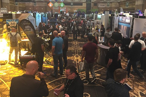 Las Vegas' Marijuana Business Conference & Expo was a sold out event this year.