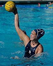 Dos Pueblos High School's Abi Hill.