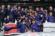 San Marcos High School Hockey team
