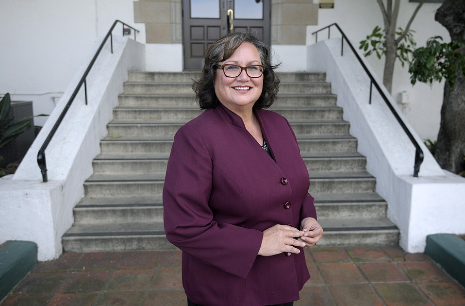 NEXT LEVEL:  Cathy Murillo, the first Latina elected to the Santa Barbara City Council, now has her sights set on the mayorship.