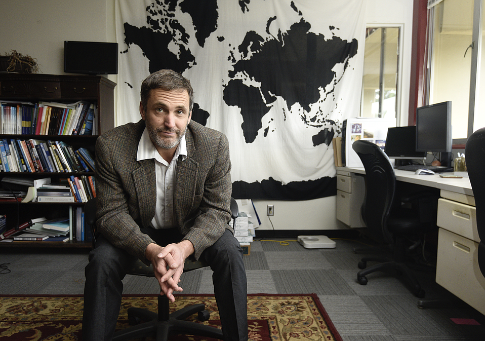 Combining research from the UC system with other universities, David López-Carr's Planetary Health Center of Expertise combines scientific resources from across the academic spectrum.