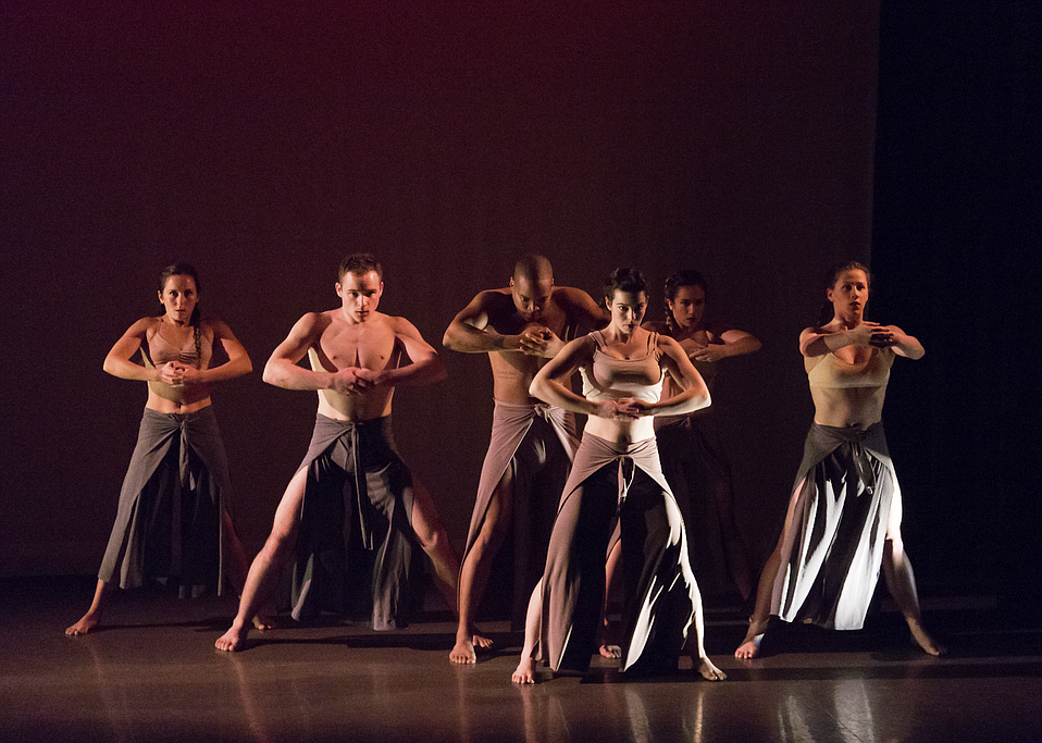 UCSB Dance Company performs 'Buffalo'
