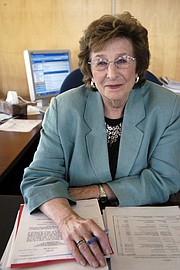 When the Army Corps announced its plans wouldn't work, former county supervisor Naomi Schwartz applied sustained arm-twisting pressure to hammer out a more environmentally attuned compromise.