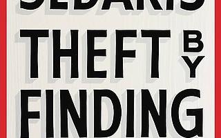 'Theft by Finding,' by David Sedaris