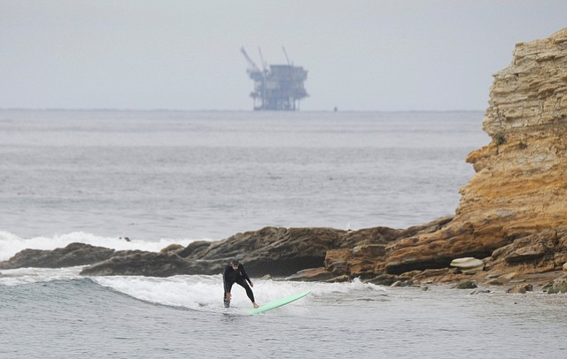 Just hours after President Donald Trump announced he would open the door to offshore oil drilling, State Senator Hannah-Beth Jackson proposed a bill to prohibit infrastructure in state waters to develop new federal oil.