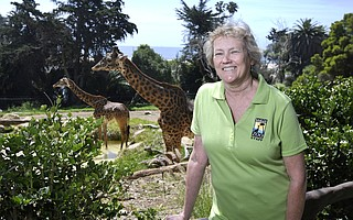 Nancy McToldridge, Director of the Santa Barbara Zoo