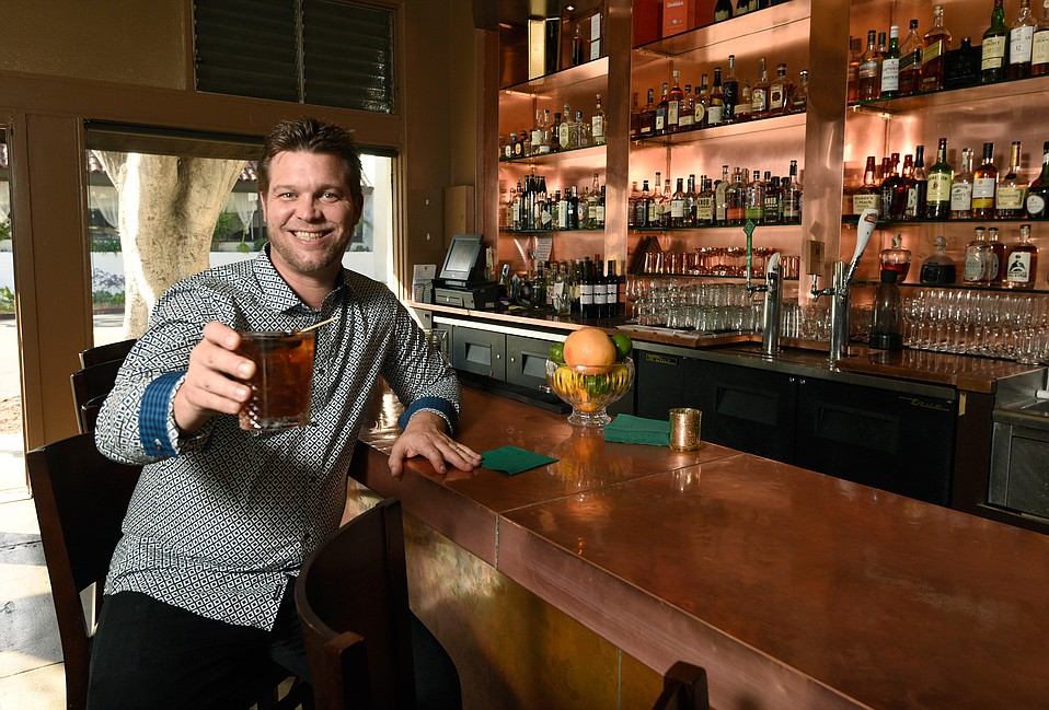 Co-owner Phil Wright of Bar 29