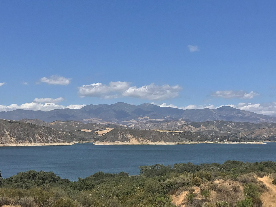 Lake Cachuma starts this summer at its highest water level in years.