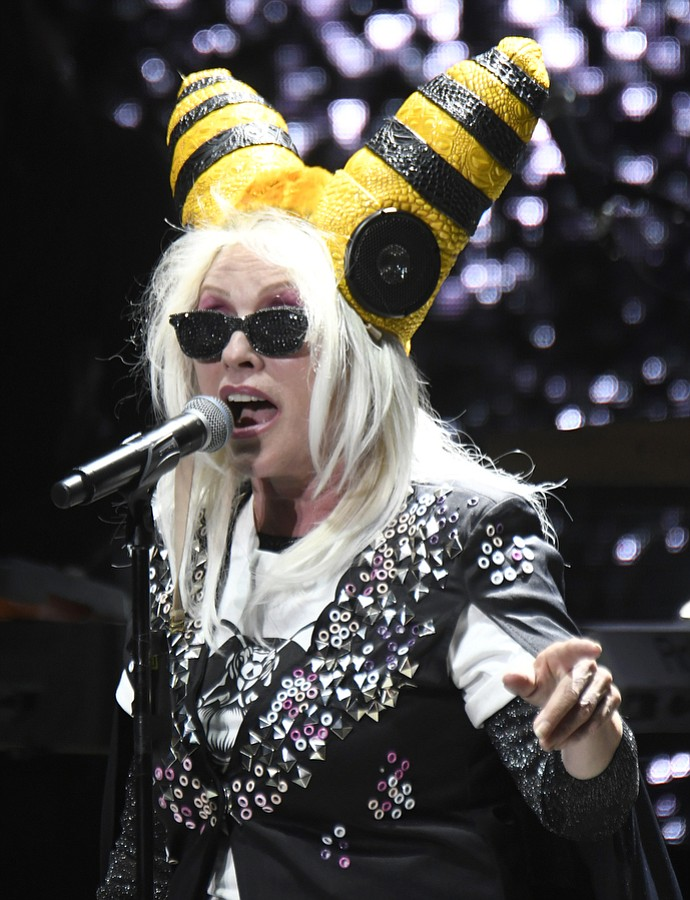 Blondie at the Santa Barbara Bowl July 7, 2017