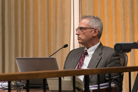 Ariel Calonne, Santa Barbara City Attorney, tried to address the concerns of Sprinter owners, but it's not clear he succeeded.