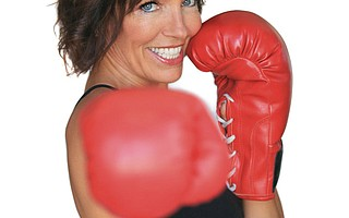 Melodee Meyer says martial arts benefits mental and physical health.