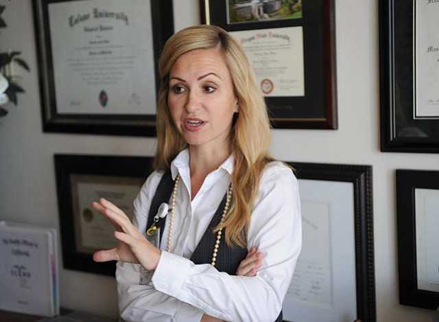 Prior to the passage of California's End of Life Option Act, physicians like Dr. Charity Dean were worried they could run afoul of the law by providing medically assisted suicide.