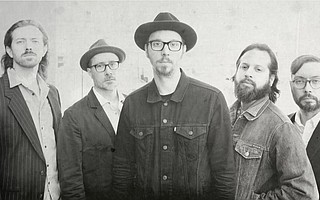 With pop culture focused on hip-hop and electronica, Hollis Brown lead singer and guitarist Mike Montali (pictured center) and his bandmates make it their mission to prove rock and roll's relevance.