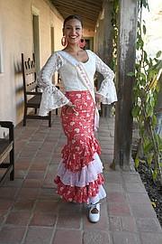2017 Spirit of Fiesta Norma Escárcega at La Fiesta del Museo
