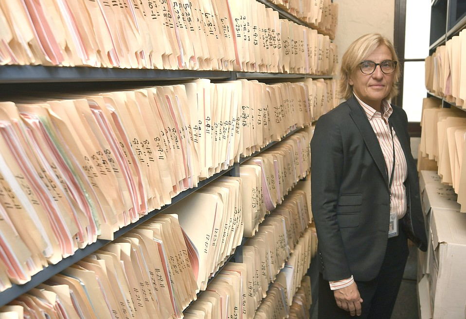 Tracy Macuga hasn't been afraid to get her hands dirty since taking over the Public Defender's Office last October.