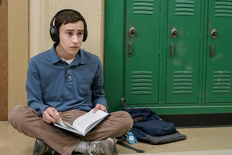 Keir Gilchrist stars as Sam Gardner, a high schooler on the autism spectrum, in Netflix's genre-atypical series.