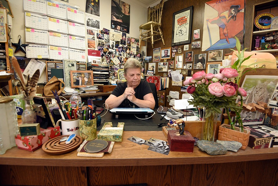 """Mo McFadden has run her public relations agency out of El Centro for 25 years.  A rent increase from $400/month to $1,572/month is forcing her out. """"It's gut-wrenching,"""" she said."""
