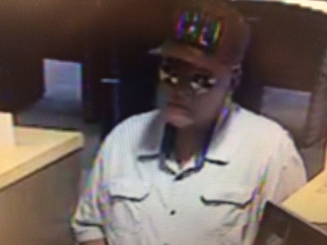 "The ""Seasoned Bandit"" is accused of robbing nine banks, so far."
