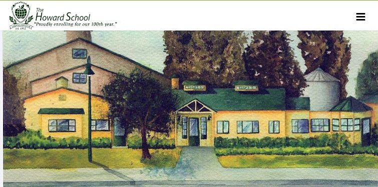 The Howard School, founded in 1912, is now housed along Foothill Road in Carpinteria.