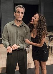 Douglas Dickerman and Emily Goglia